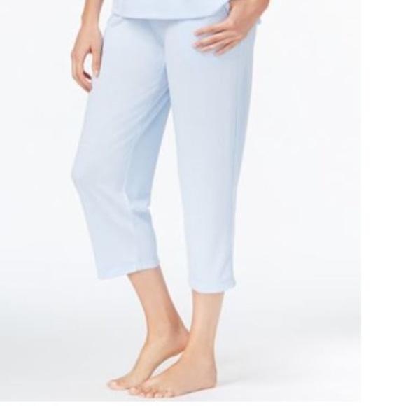 445967d02e1a Charter Club Intimates & Sleepwear | Knit Cropped Pajama Pants Xs ...